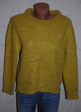 """Свитер крупной вязки """"zara knit"""""""