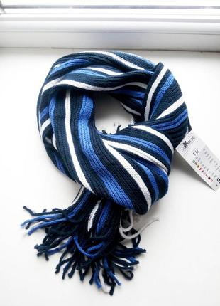 Стильный мягкий шарф terranova италия