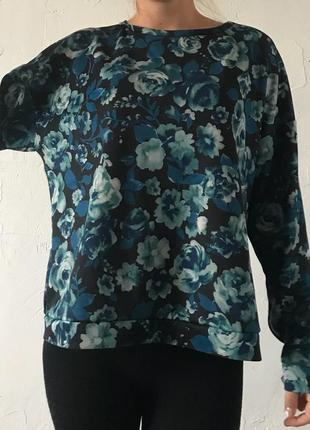 Неопреновый свитшот в яркую окраску! стильный и модный!