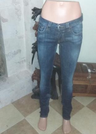 Джинсы jean paul gaultier, 27 оригинал skinny