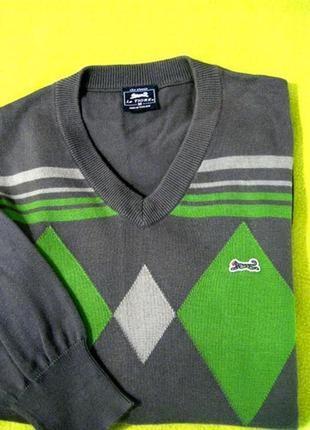 Пуловер от американского бренда le tigre(оригинал) тайланд