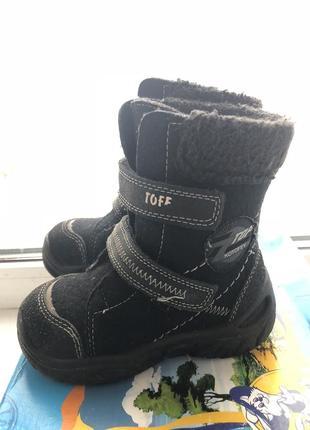 Валенки ботинки сапожки котофей 25-размер
