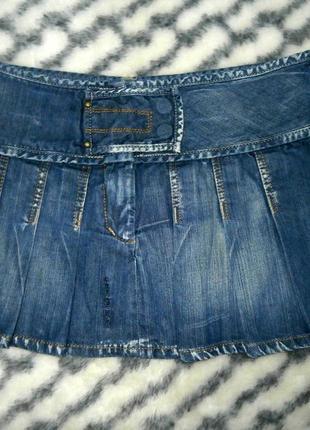 Женская джинсовая юбка g-star