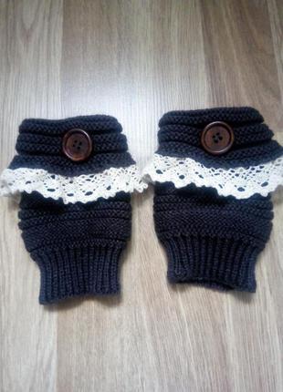 Мітенки/рукавички без пальців