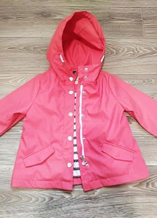 Куртка-плащ zara