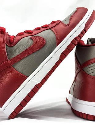 Продам кроссовки nike dunk retro qs high leather оригинал