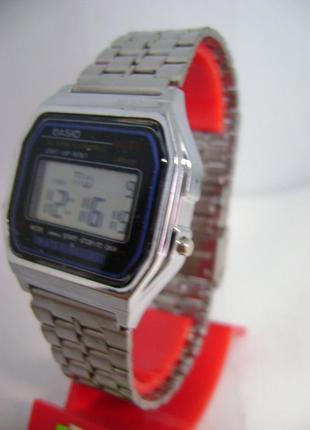 Мужские электронные часы casio на браслете