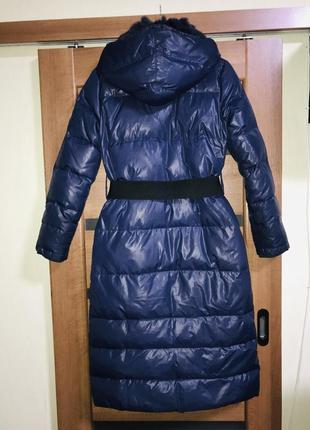 Moncler пуховик пальто