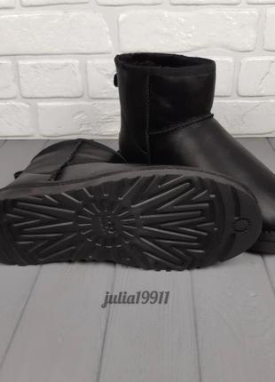 Мужские ugg mini leather 41-46