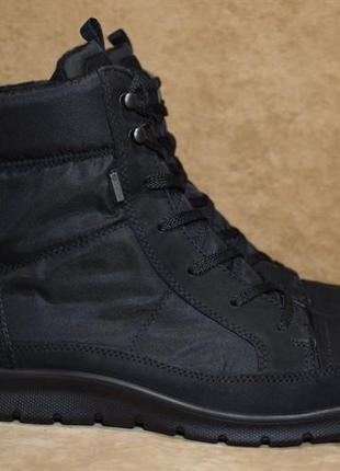 Ботинки ботильоны ecco babett gtx gore-tex зимние. оригинал. 39 р./25 см.