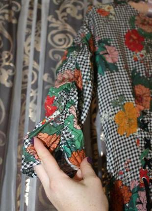 Платье top shop cotton