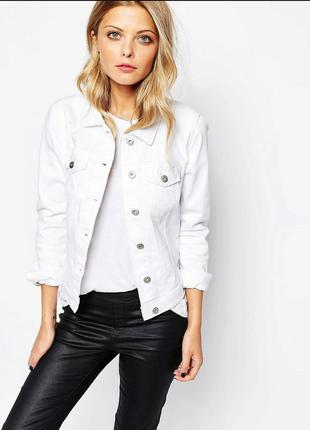 Качественная джинсовая куртка