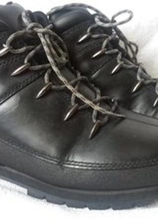 Детские кожанные ботинки