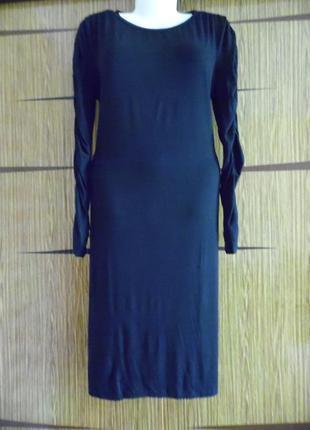 Платье «футляр» трикотаж, новое primark размер 14 – идет на 48-50+.