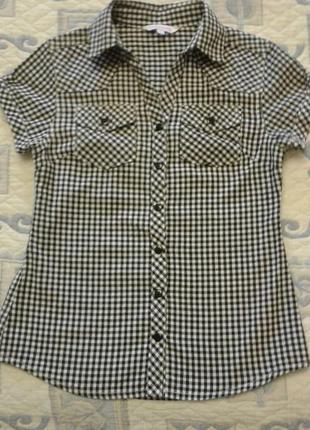 Блузка на возраст 8-11 лет.