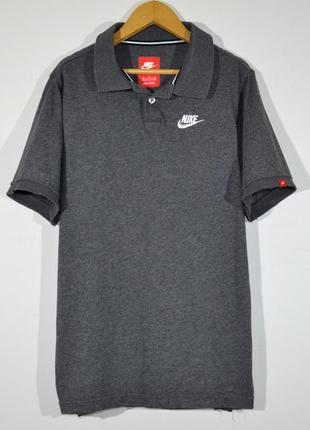 Детская футболка, поло nike tech fleece c's polo shirt