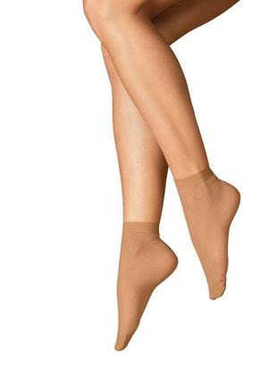 Носки чулки капроновые 3 пары esmara германия