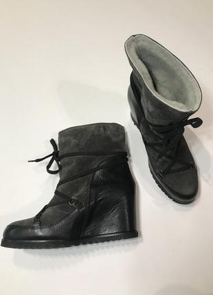 Fabio rusconi итальянские ботинки зимние р.36