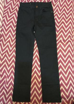 Тёмно-синие школьные джинсы, брюки, штаны  германия