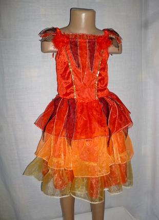 Карнавальный костюм на 4-7 лет