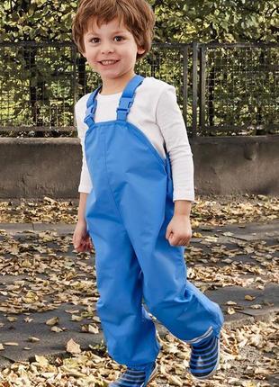Детский водонепроницаемый комбенизон от тсм tchibo на рост 110-116