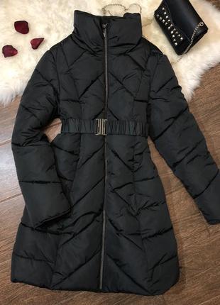 Непромокаемое очень теплое пальто для беременных