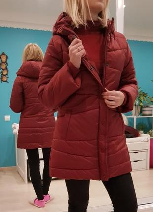 Новая осенне-зимняя куртка