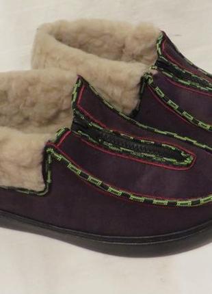 Ботинки бурки 37-41 размеры