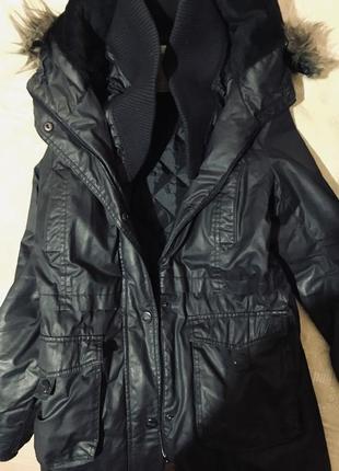 Bershka куртка осень