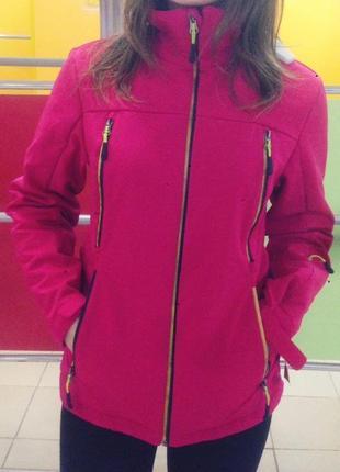 Новая лыжная спортивная куртка crane