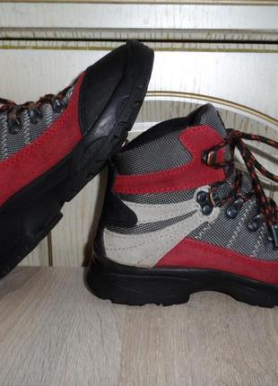 Ботинки треккинговые мембранные alpina alpitex, 32р., 20,5см.