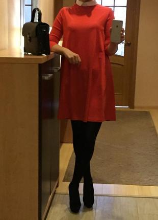 Красное платье moxito+подарок!!!