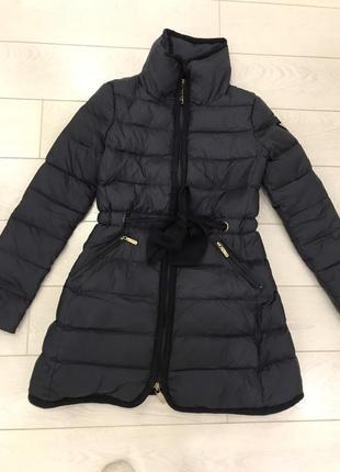 Куртка пуховая, пальто, пуховик