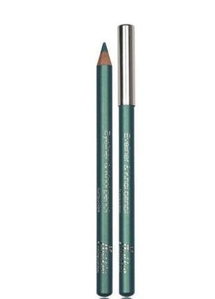 Карандаш для глаз.бірюзовий олівець для очей від melkior proffessional)
