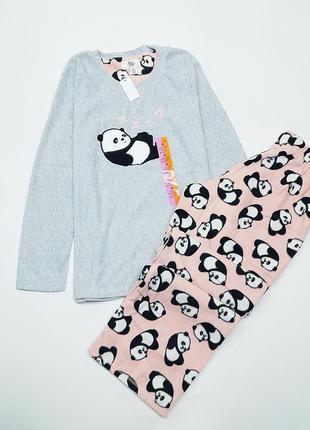 Пижамка love to lounge от primark с пандами