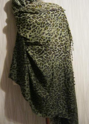 Шикарный шарф- палантин