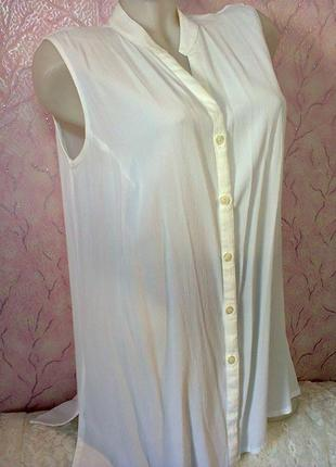 Блузка рубашка marks & spencer