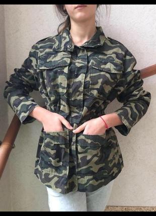 Куртка милитари sisters point