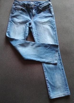 Качественные джинсы. прямые джинсы. эсприт . esprit