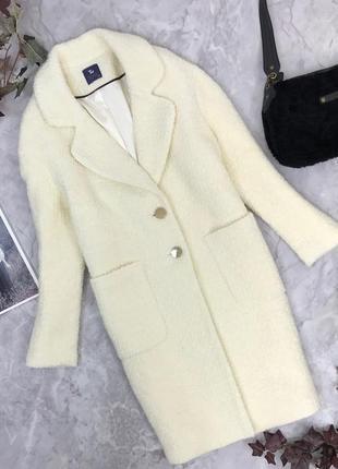 Белоснежное пальто   ov1844039 tu
