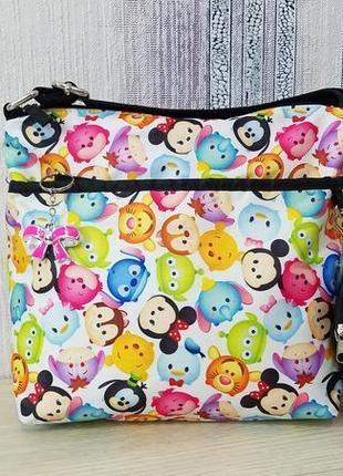 Disney сумка кроссбоди, через плечо.