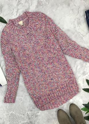 Яркий свитер 8/36/xs   sh1843091  h&m