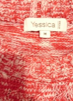 Красивый свитер меланж 12-164