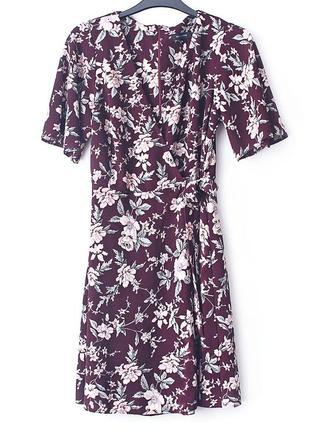 Великолепное платье с запахом new look • р-р m, можно и на s