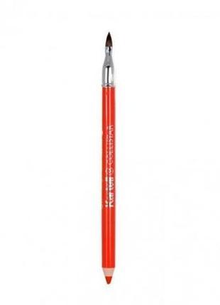 Профессиональный карандаш для губ collistar professional lip pencil 19 arancio matelasse