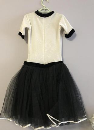 Бейсик платье для танцев