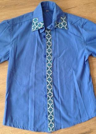 Рубашка с орнаментом