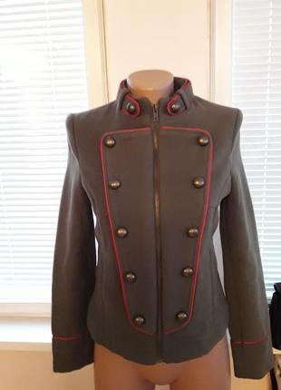 Куртка,пиджак,жакет в милитари стиле