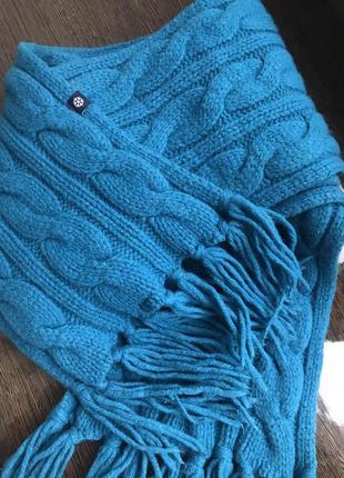 Красивый шарф косы gap!