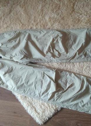 Штаны спортивные marks& spencer на подкладке